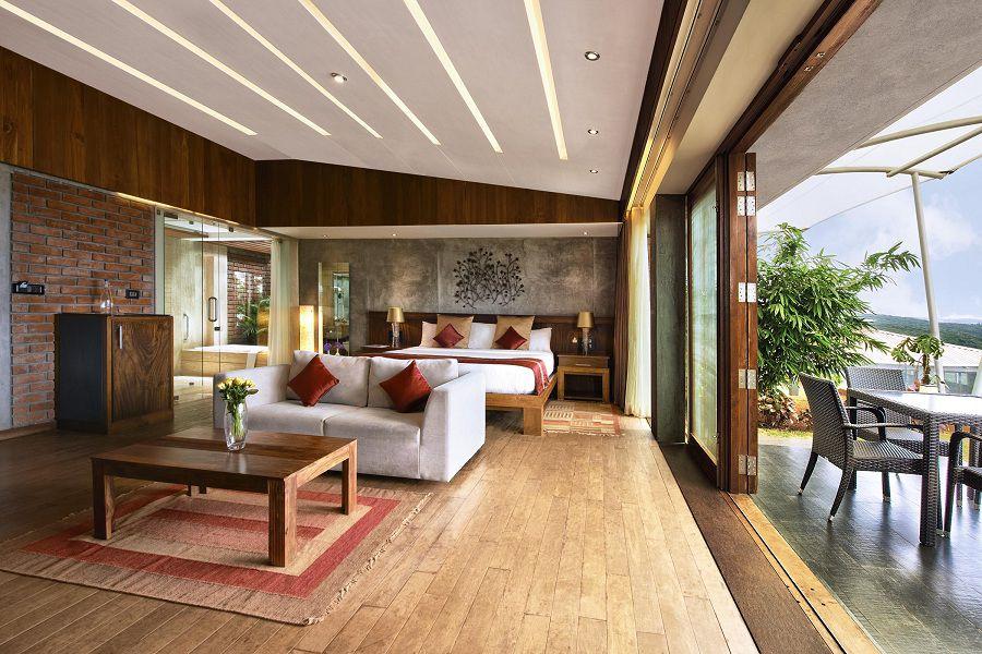 luxury resorts in Mahabaleshwar